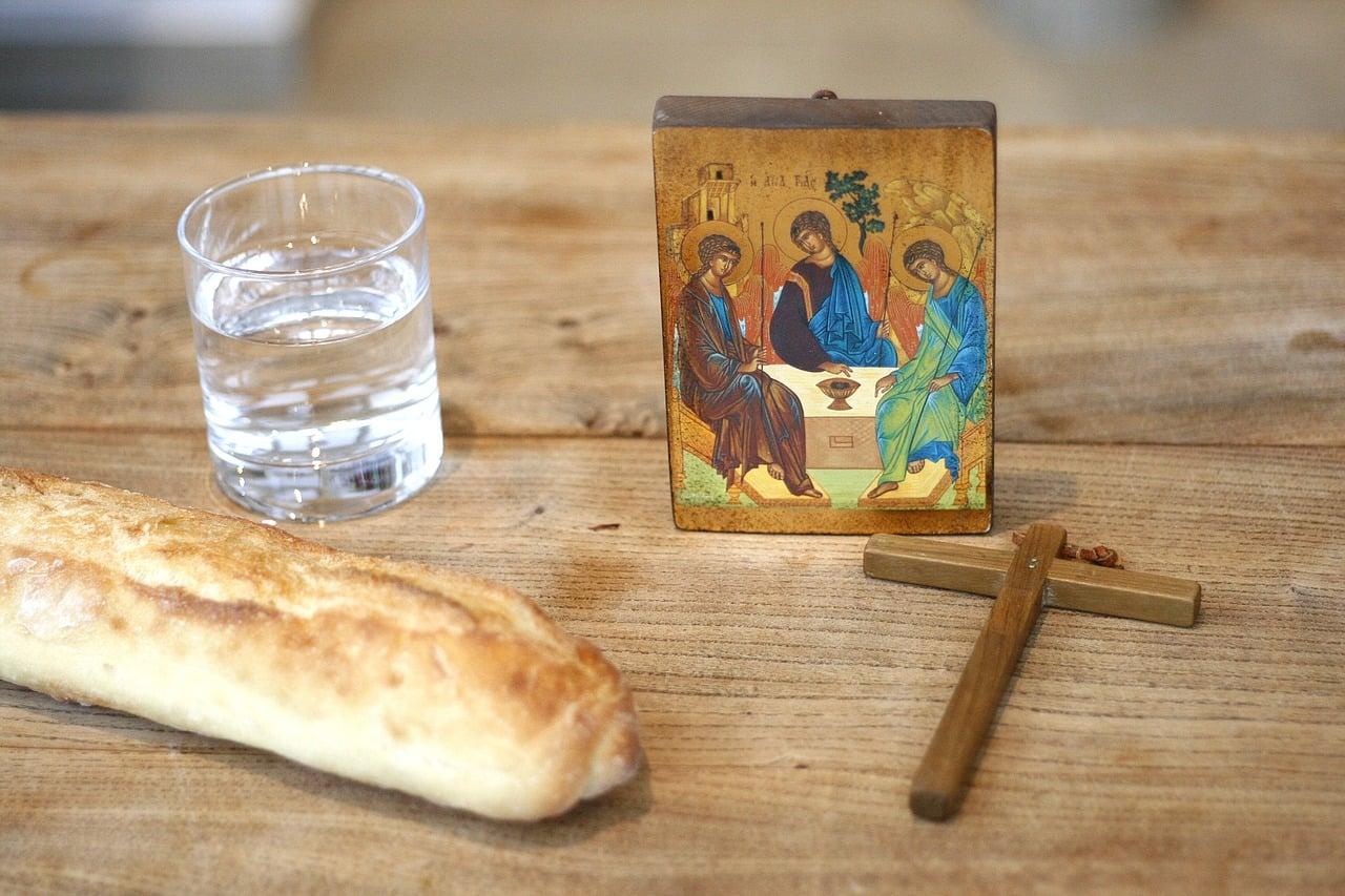 Decluttering for Lent